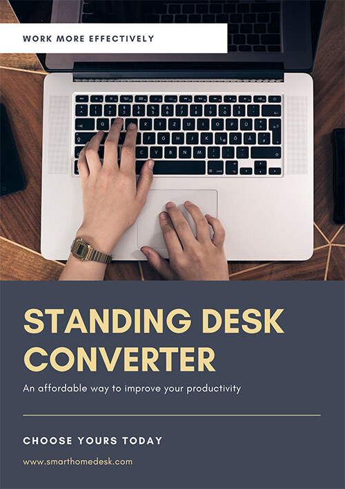 Best standing desk converter review